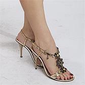На фото - босые ножки Дарьи Сагаловой