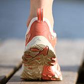 Спортивные женские ноги фото