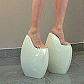 Удобно ли ножкам на таких платформах?